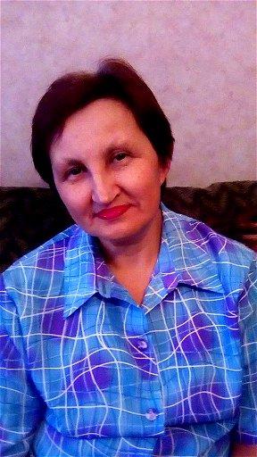 Наталья Мещеренко