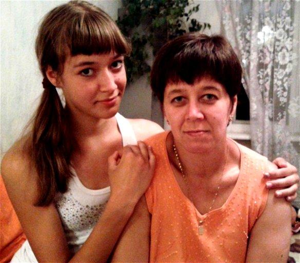 Анна Хажипова