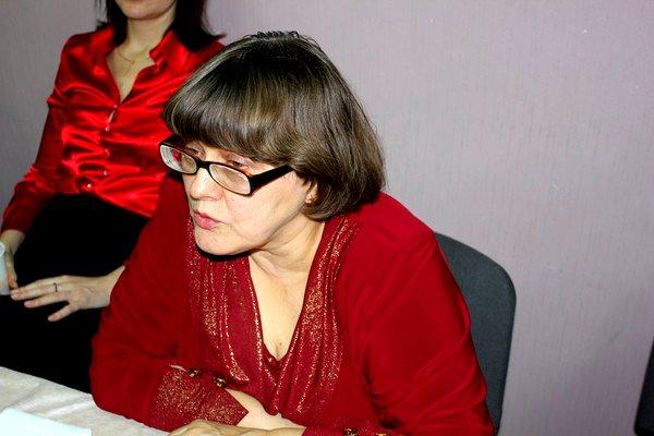 Лидия Куркина